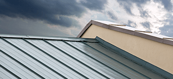 Roofing-banner
